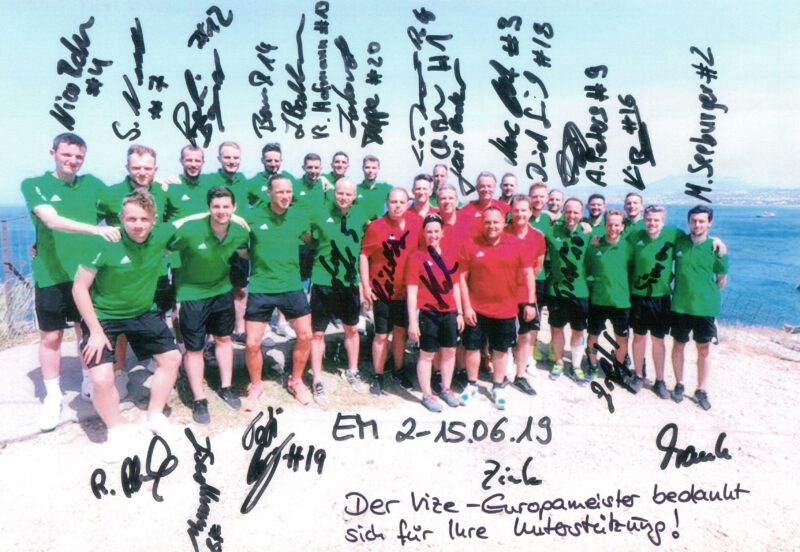 Fußball Abteilung des Deutschen Gehörlosen Sportverbandes