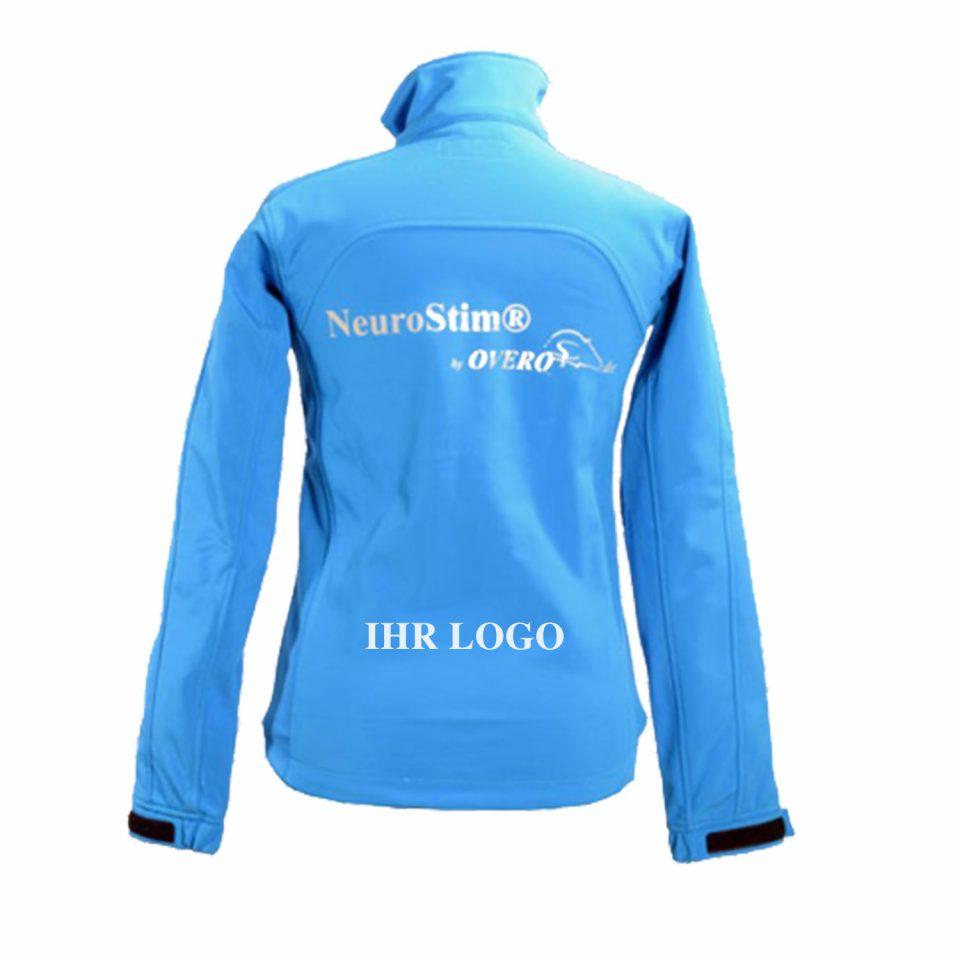 NeuroStim Softshell Jacke mit Ihrem Logo